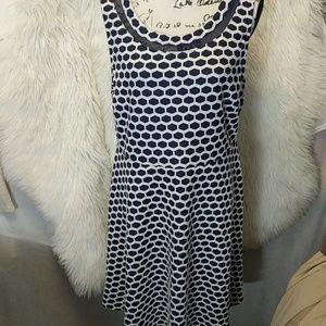 Pixley millie textured knit dress